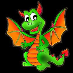 Fantasy Clipart Cartoon Banner Freeuse Download Dragon Pictures Cartoon Clip Art Cartoon Dragon
