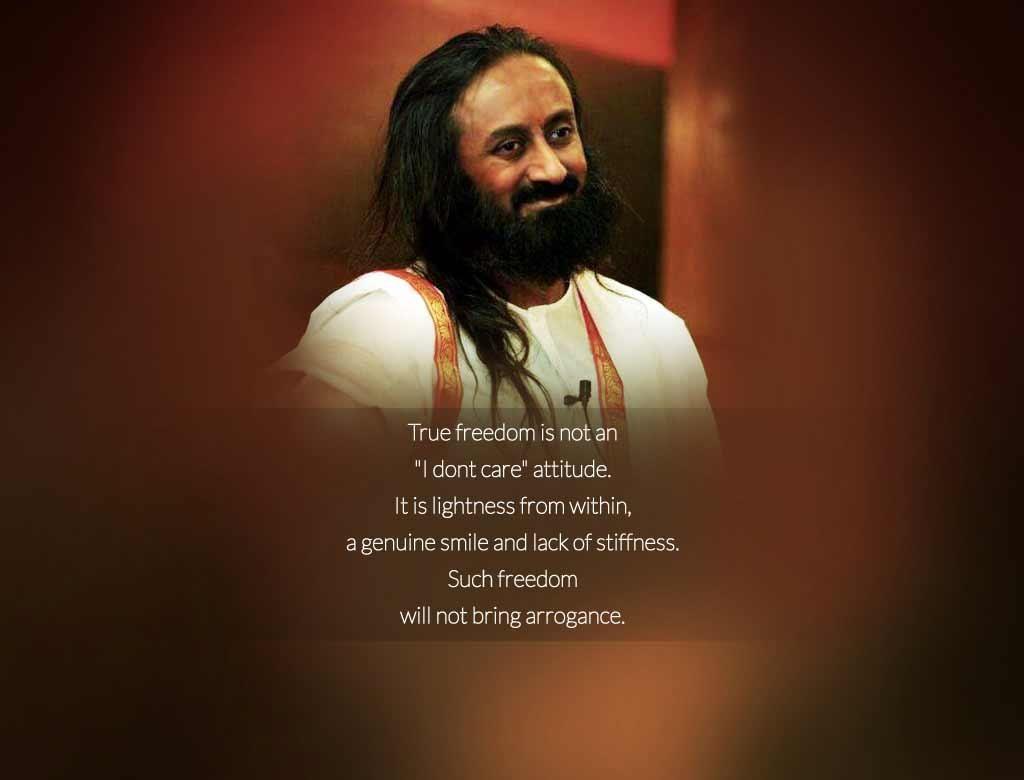 Sri Sri Ravi Shankar Quotes On Life Devotional Quotes Quotes