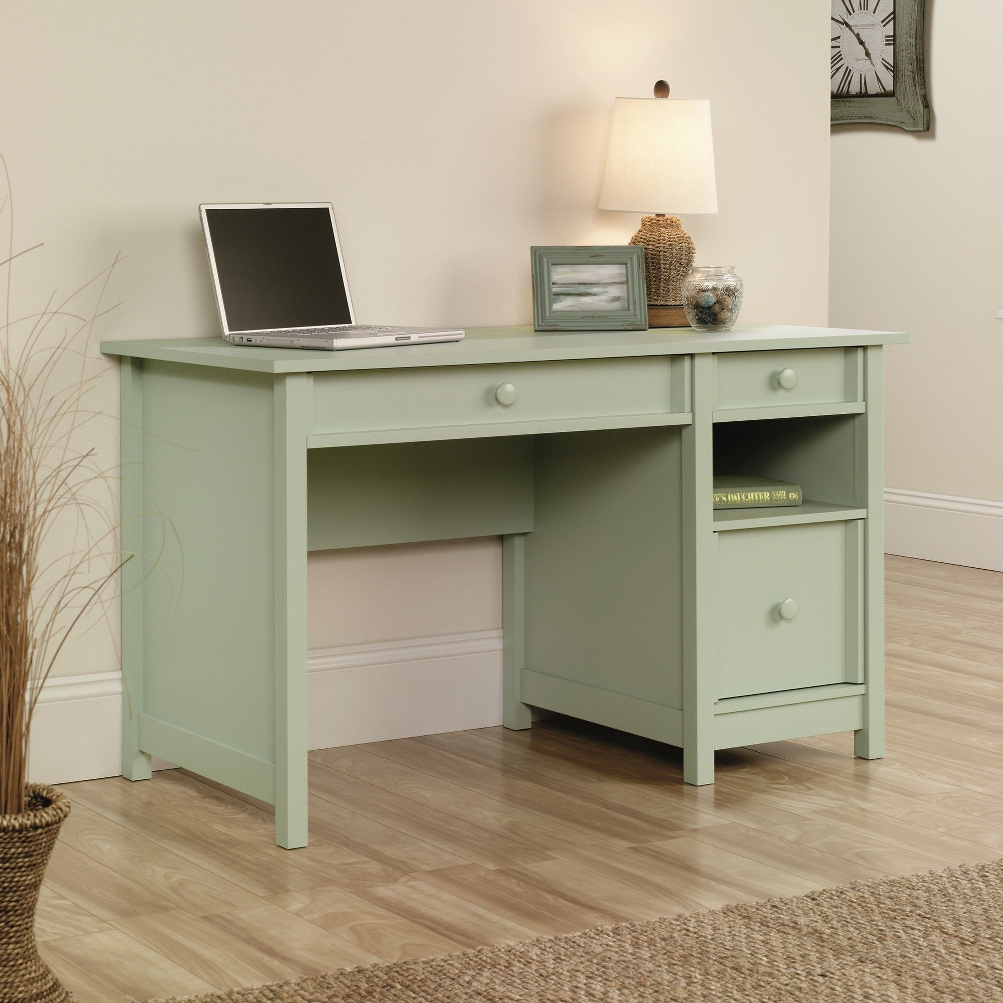 Bithlo 3 Drawer Writing Desk