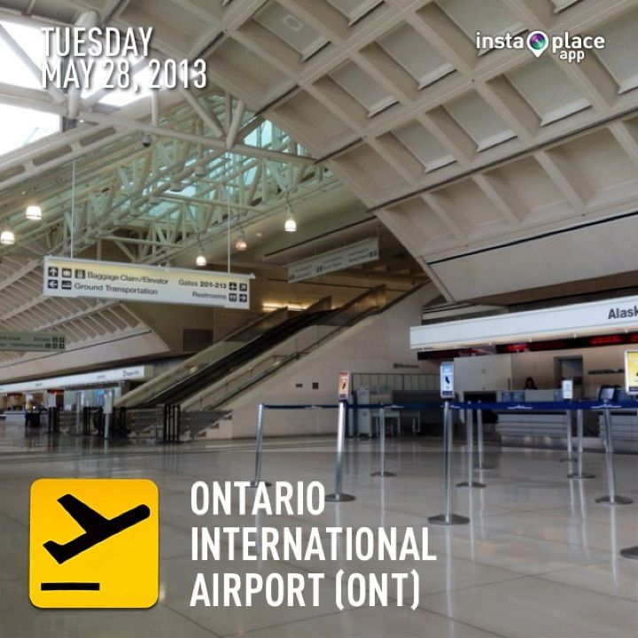 Pin By Diana Gaisser On Places I Ve Been In The United States Ontario International Airport Ontario Ontario Airport