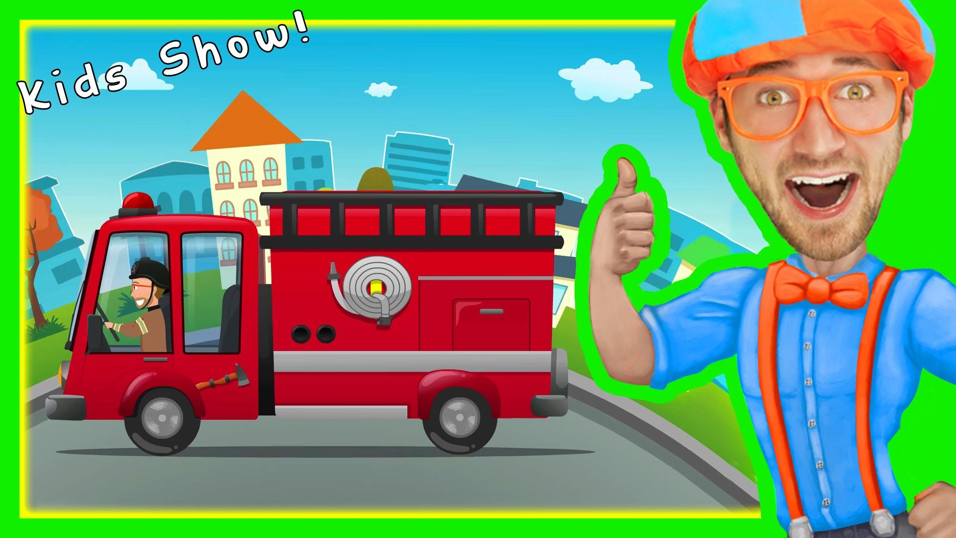 For All Blippi Videos For Kids Click Here Http Vid Io Xqwv The