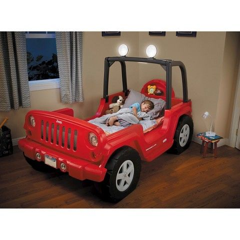 Little Tikes® Jeep® Wrangler Toddler to Twin Bed | Toddler ...