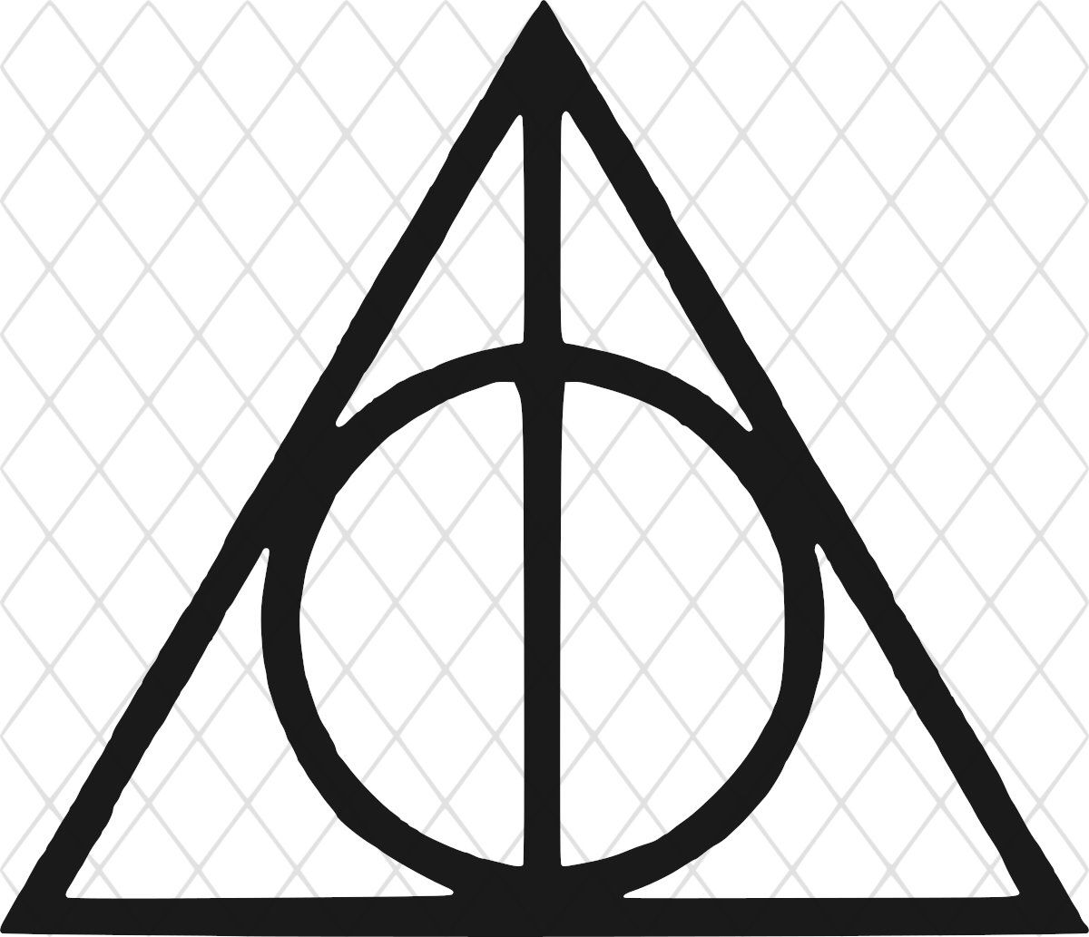 Excited To Share The Latest Addition To My Etsy Shop Harry Potter Deathly Hallows Icon Svg Png Harry Potter Deathly Hallows Etsy Deathly Hallows
