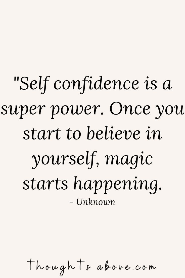 15 Quotes to Boost Your Self-Confidence