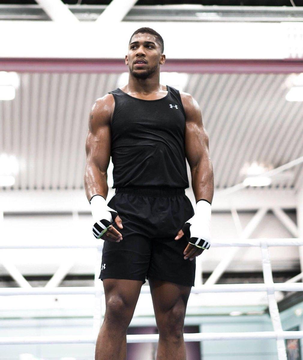 350ab857 Joshua Anthony | Fitness & Gym Motivations in 2019 | Anthony joshua ...