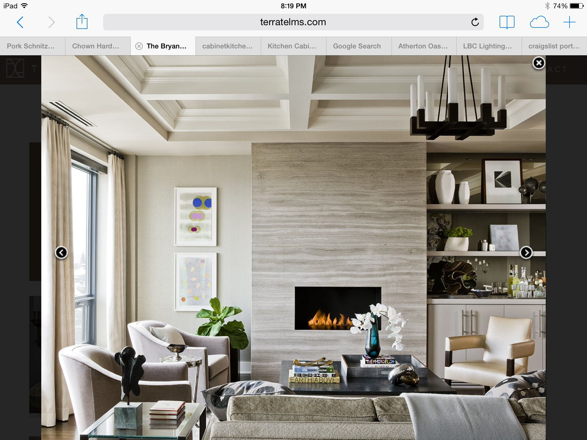 Athens Grey Limestone Fireplace Beige Living Rooms Living