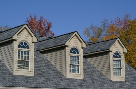Stormmaster Slate Roofing Shingles Featuring Scotchgard Protector Pewter Slate With Images Roof Shingles Roof Shingle Repair Roof Architecture
