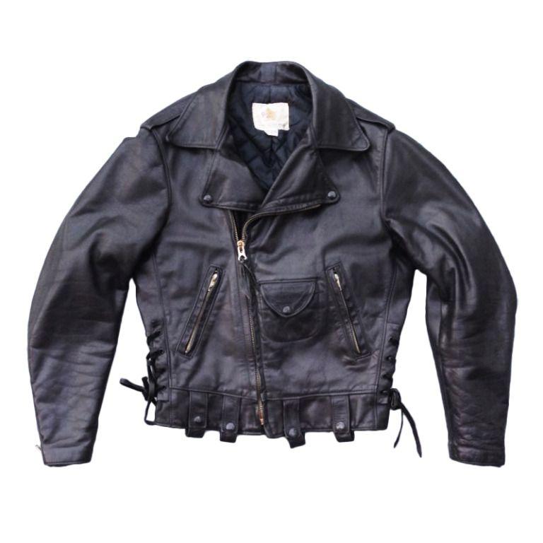 Golden Bear Motorcycle Jacket 1950s 1stdibs Com Motorcycle Jacket Jackets Vintage Trends Fashion