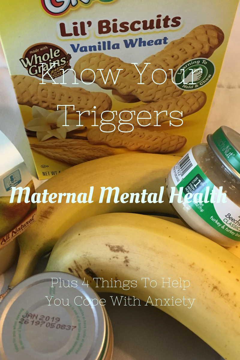 Know Your Triggers | PPA | Maternal Mental Health | Anxiety | Anxiety Coping Techniques (scheduled via http://www.tailwindapp.com?utm_source=pinterest&utm_medium=twpin&utm_content=post185426327&utm_campaign=scheduler_attribution)
