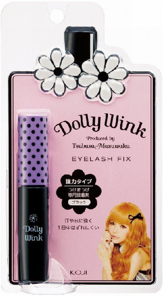 Koji Dolly Wink Eyelash Fix Glue Black More Info Could Be