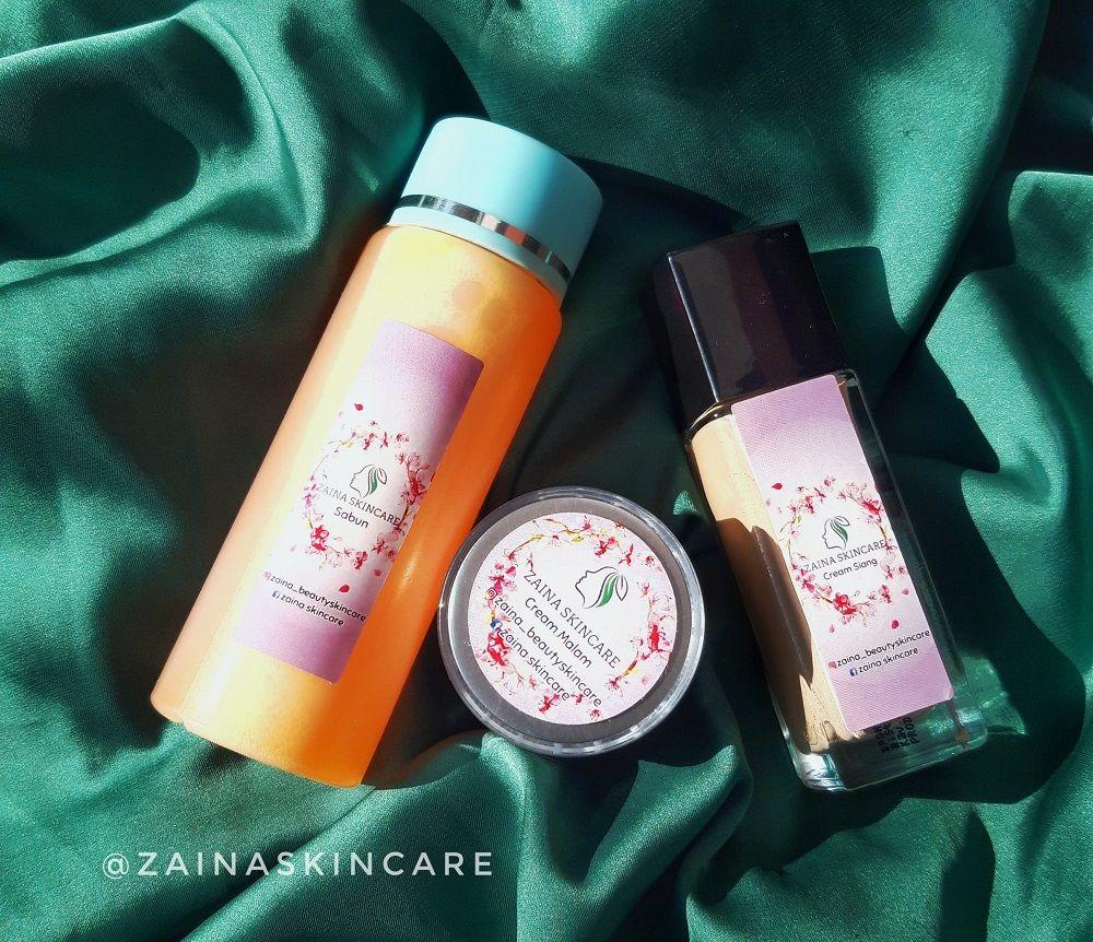 Cream Pemutih Wajah Aman 100 untuk Ibu Hamil dan Menyusui