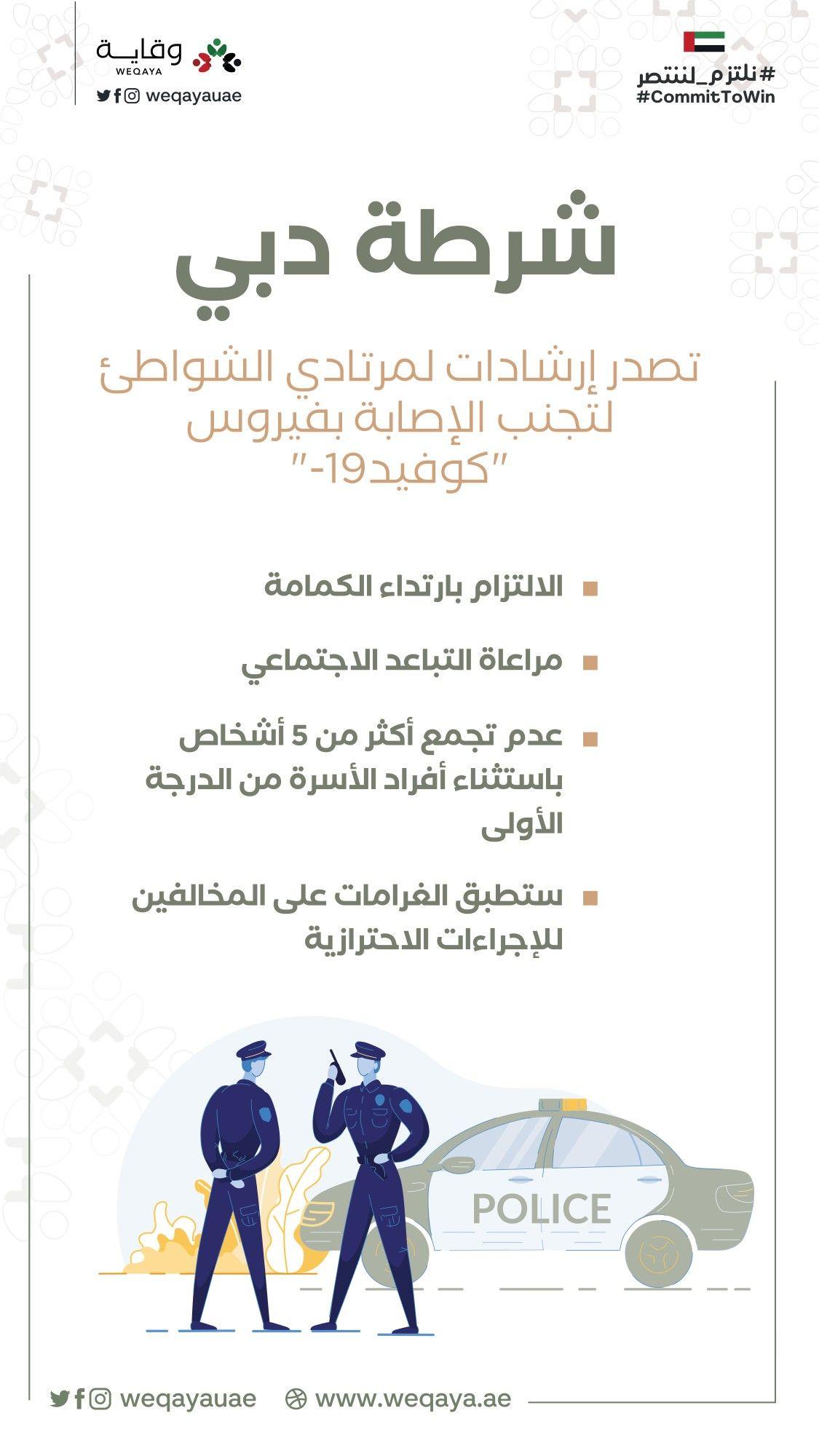 لأن سلامتكم تهمنا نرجوا منكم إتباع الإجراءات الإحترازية عند إرتياد شواطئ إمارة دبي Memes Ecard Meme Commitment