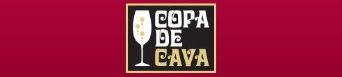 Copa De Cava - Blackfriars - Beneath Camino San Pablo - Different types of Cava - Cave Bar - Cheese board - Meat Board - Tapas - Expensive