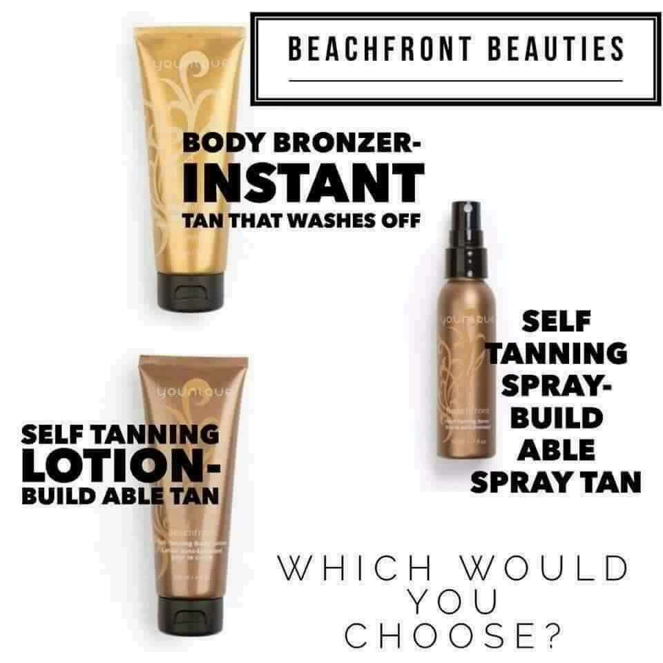 Get Your Tan On Amazing Self Tanners Thst Govr You A