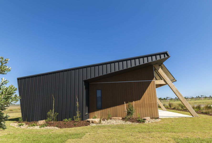 The Affordable Carbon Positive Core 9 House Can Generate More Energy Than It Uses With Images Building Design Sustainable Building Design Sustainable Home