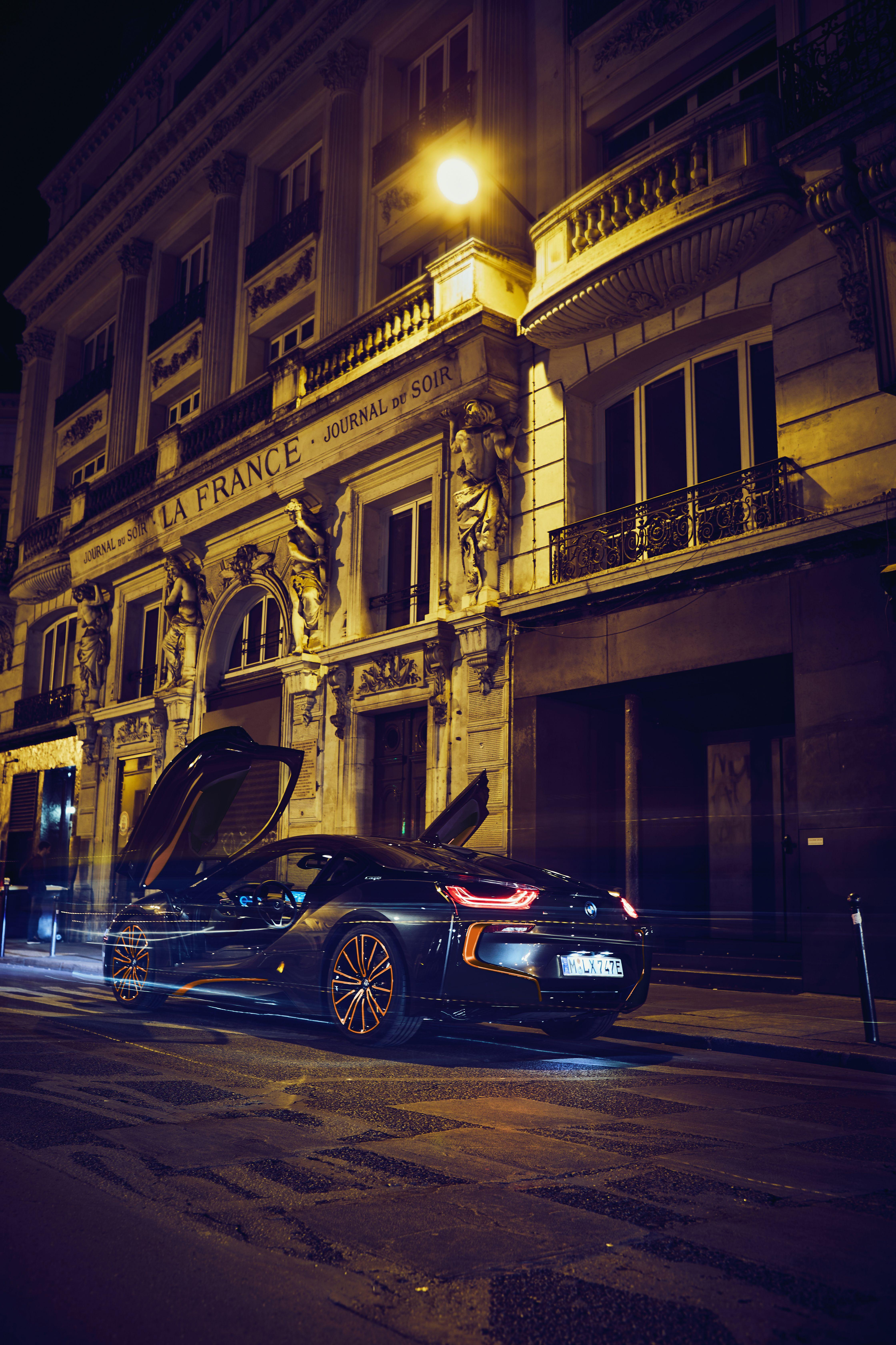 BMW I12 i8 Coupe eDrive UltimateSophistoEdition