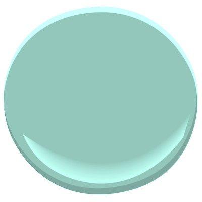 Benjamin Moore Hazy Blue 2040 50