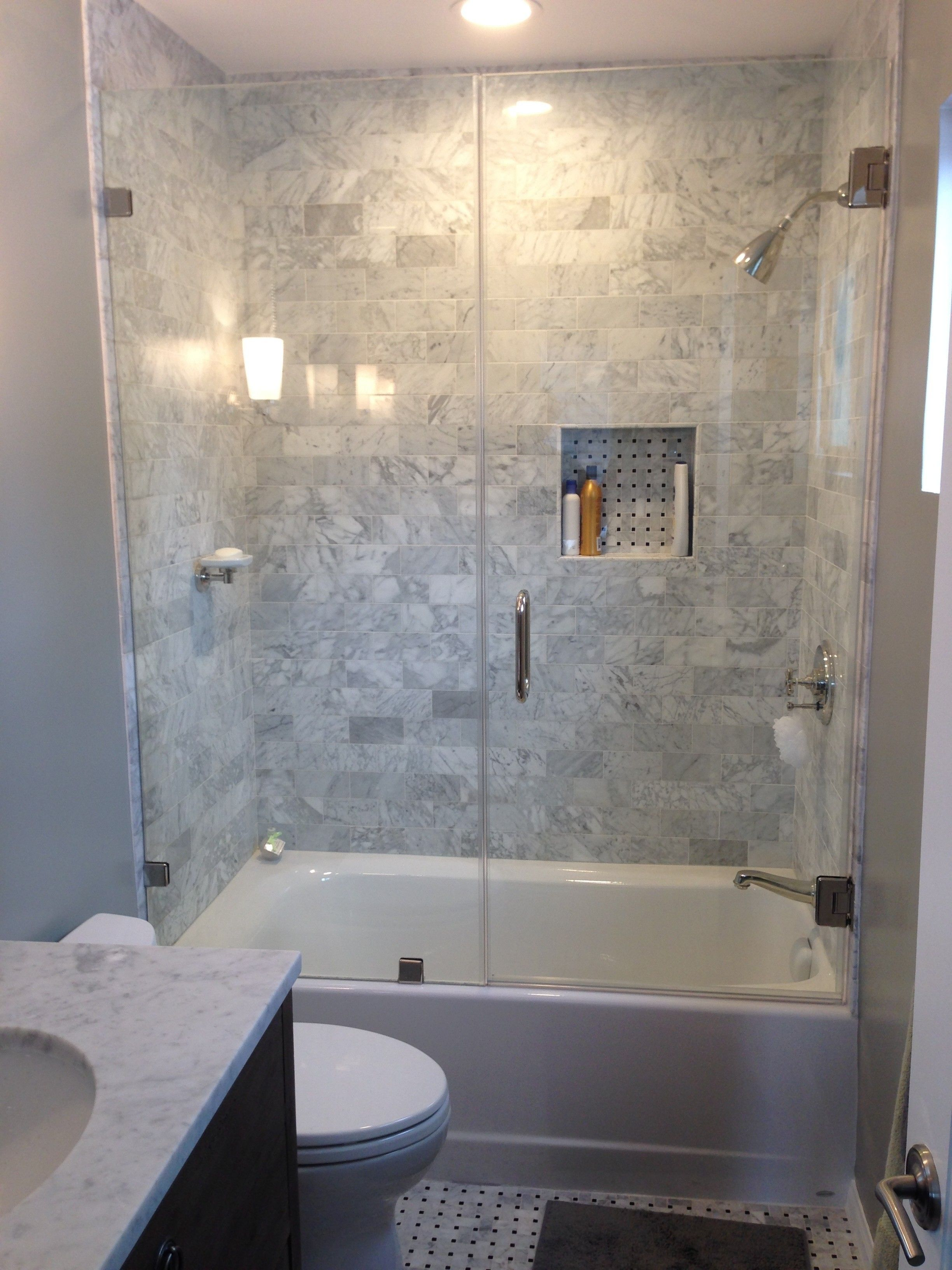 Coolbrilliant 10 Stunning Bathroom Shower Tile Ideas