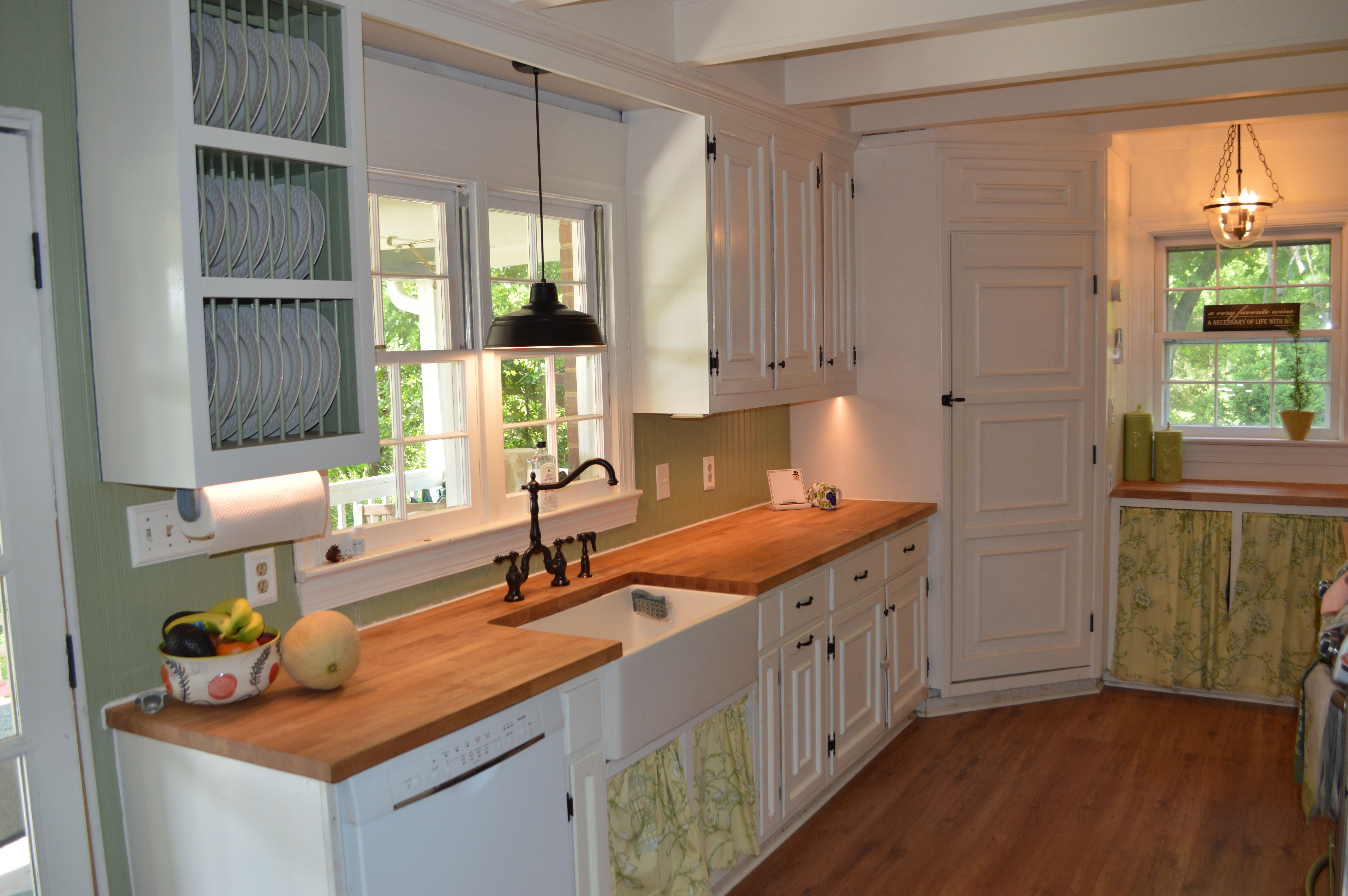 Finished Kitchen Remodel Yes Please A Farmhouse Reborn In 2020 Kitchen Remodel Remodel Home Kitchens