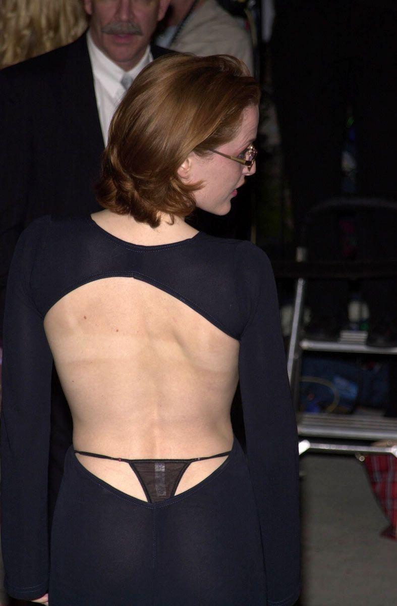 Jillian Anderson Butt