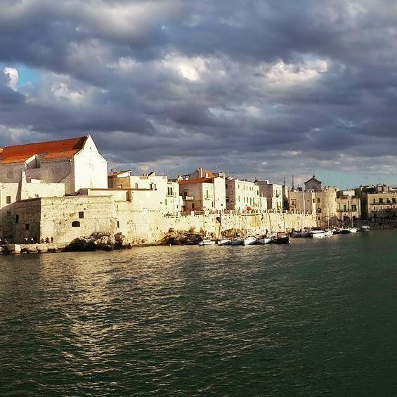 ❤🏙  #giovinazzo #porto