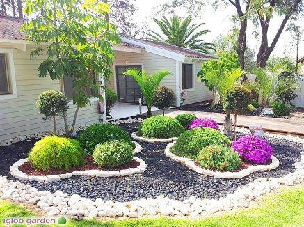 גינותכדי להראות מה אנחנו לא אוהבים jardines decorados con - Jardines Hermosos
