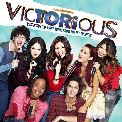 Victorious 2 0 More Music From The Hit Tv Show Soundtrack