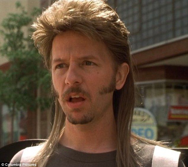 David Spade Returns As Joe Dirt As Sequel Films In New Orleans Joe Dirt Mullet Haircut Mullets