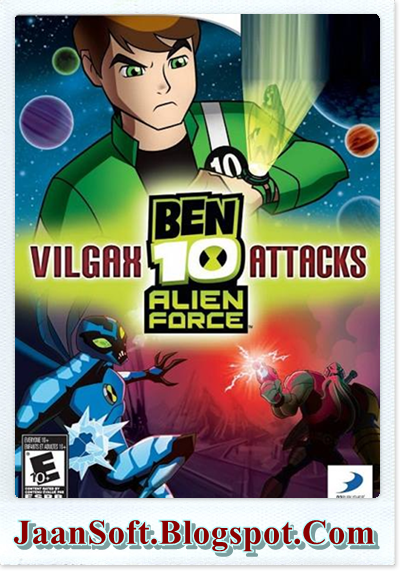 jeux ben 10 alien force vilgax attacks gratuit