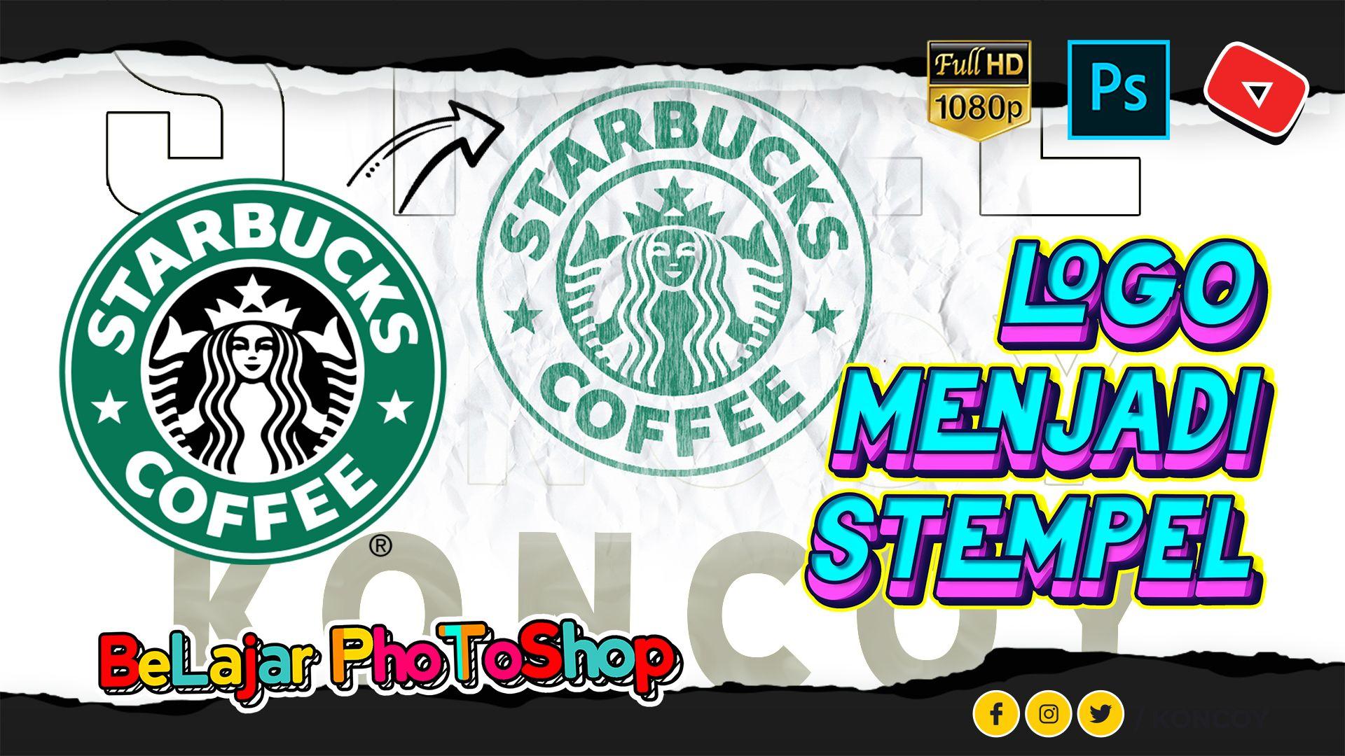 Cara Membuat Logo Menjadi Stempel Di Photoshop Cc 2021 Photoshop Warna Belajar