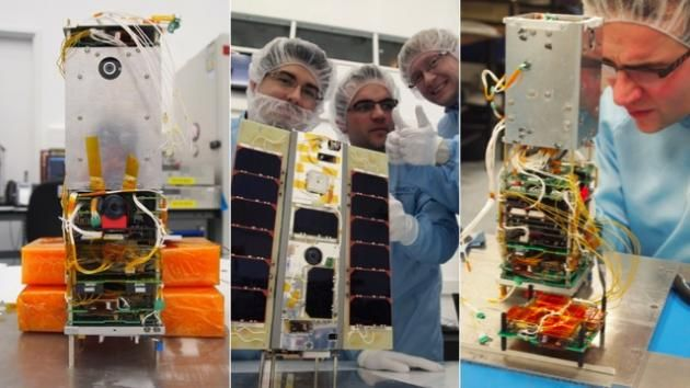This Satellite Is Going To Be Powered By A Google Nexus One