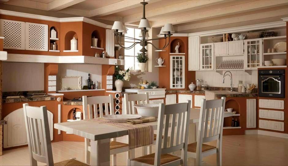 Progettare Una Cucina In Muratura. Gallery Of Cucina In Muratura ...