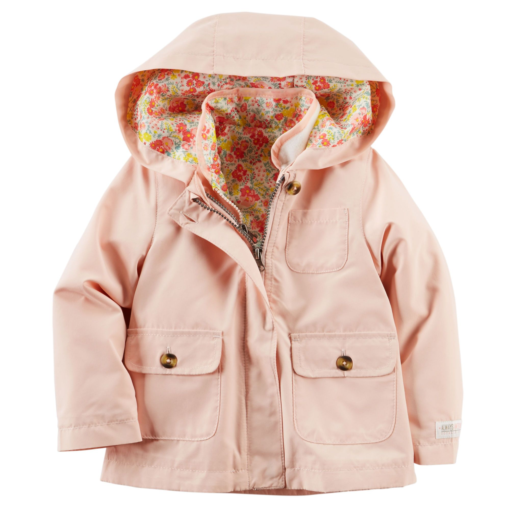 Carter's 4-in-1 Lightweight Jacket | Carters.com | Outfis para ...