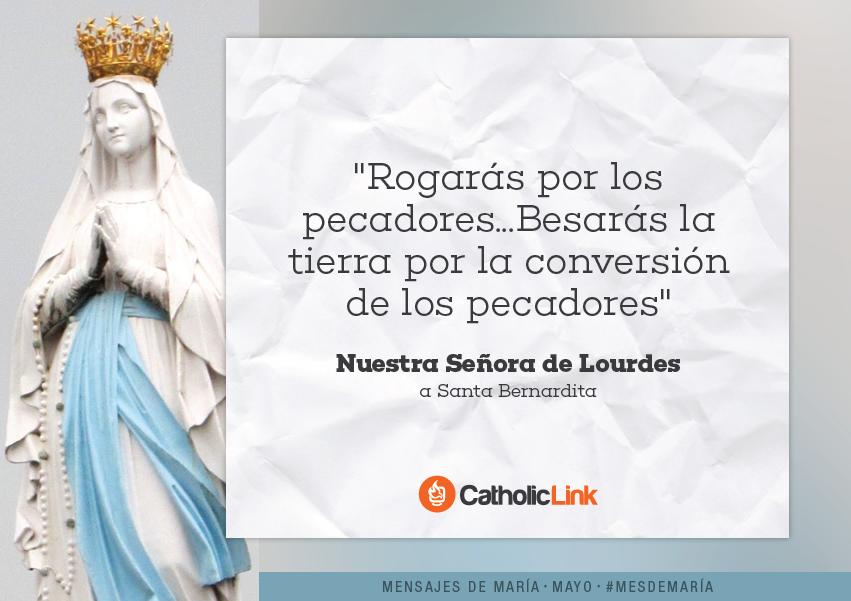 Biblioteca de Catholic-Link - Galería: Mensajes de la Virgen María al mundo