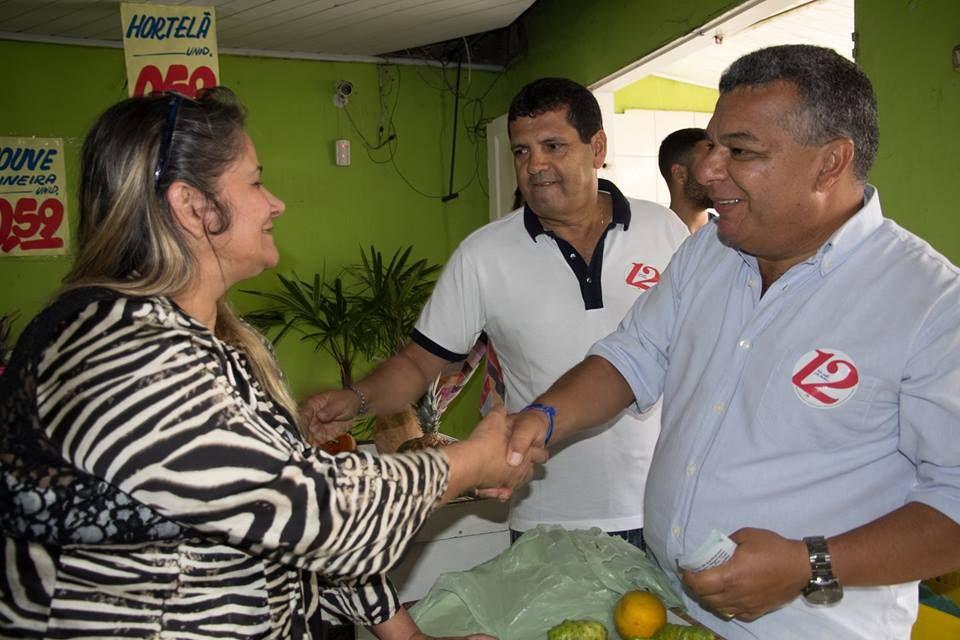 """BLOG ÁLVARO NEVES """"O ETERNO APRENDIZ"""" : AGENDA DO CANDIDATO A PREFEITURA DA…"""