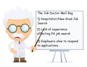 The Job Doctor Mailbag Discusses A Physician Job Search In