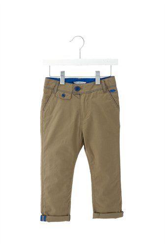 Little Marc Jacobs Cotton Carrot Fit Pant
