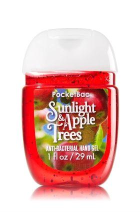 Sunlight Apple Trees Pocketbac Sanitizing Hand Gel Bath
