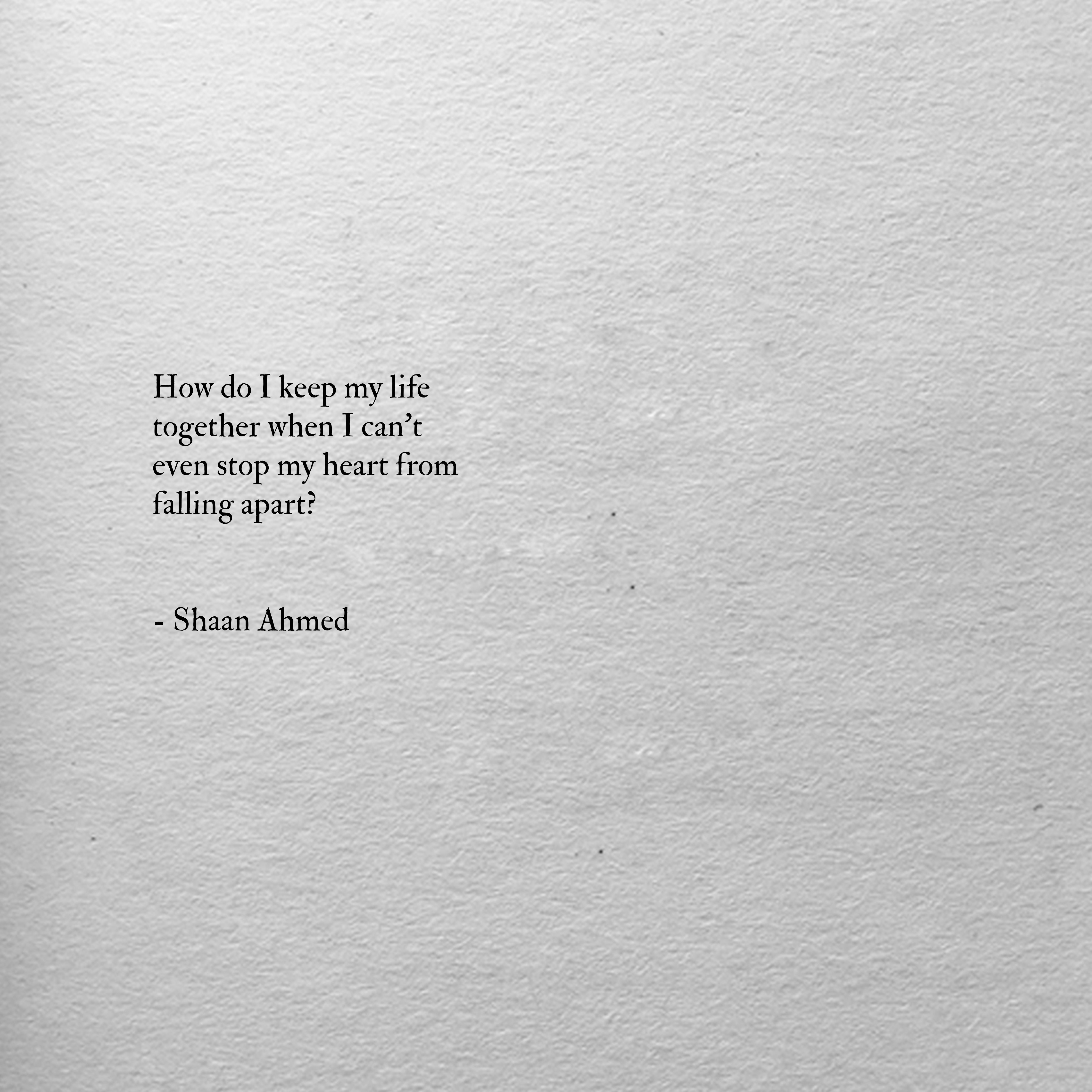 Pin on Shaan Ahmed Poetry and Quotes