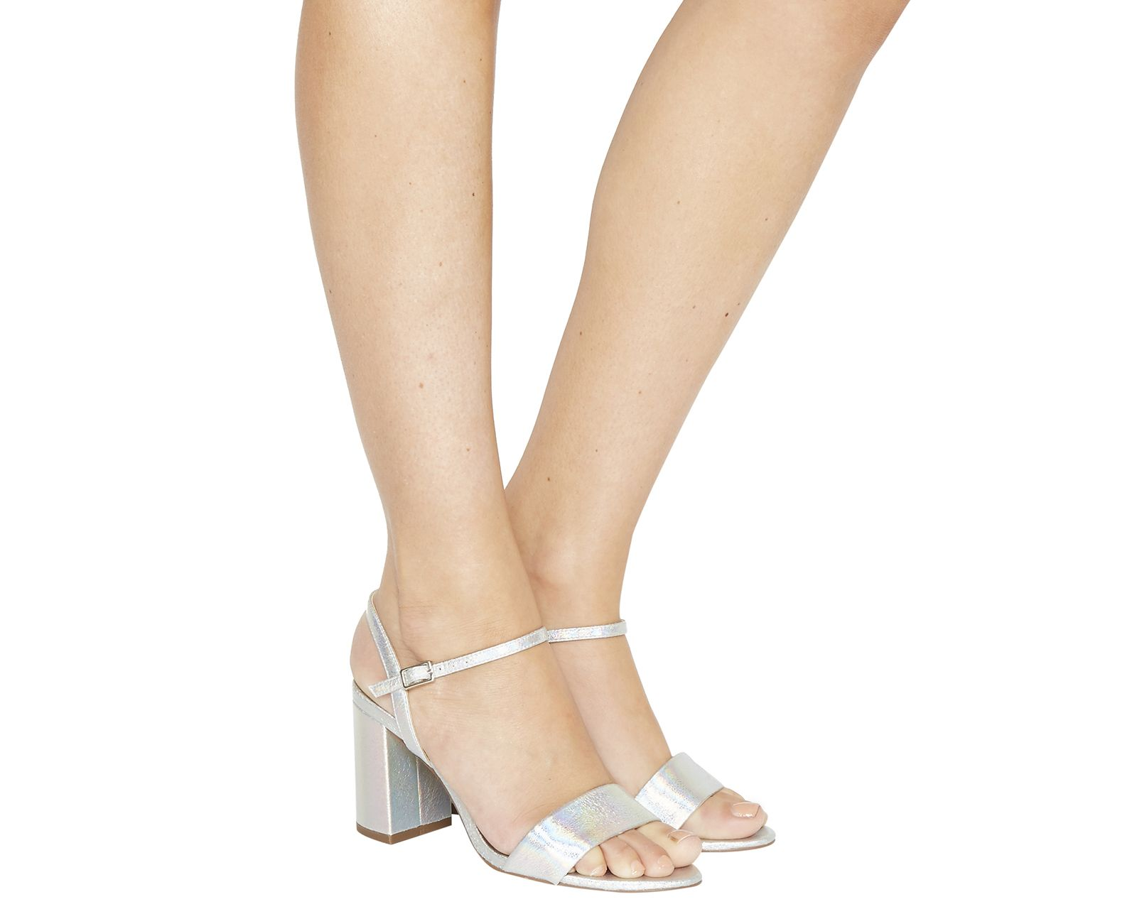 Office Millionaire Block Heel Sandals