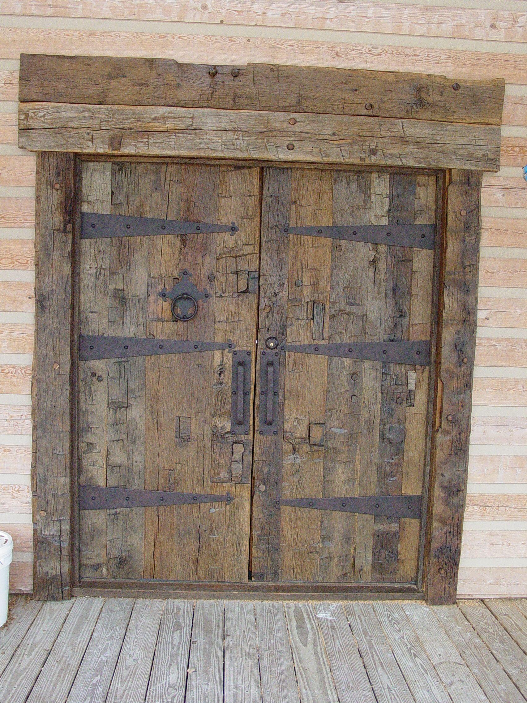 Lbf2008 055 1,704×2,272 Pixels......LOVE. Barnwood DoorsRustic ...