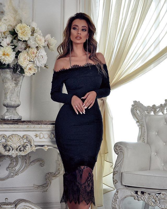 7845cb8069 Pin by Julie Morris on ○ Only Awesome Black ♕ ○ in 2019   Dresses ...