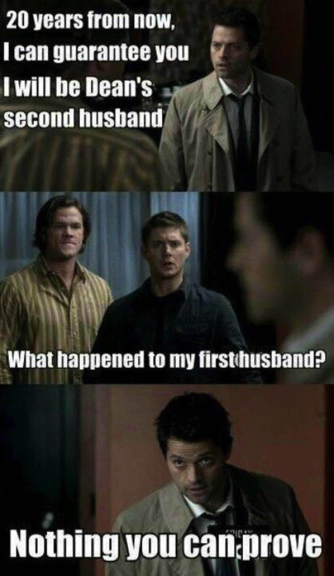 5c8087297472a067cd724c2b0d083070 30 supernatural memes that prove we all watch too much tv
