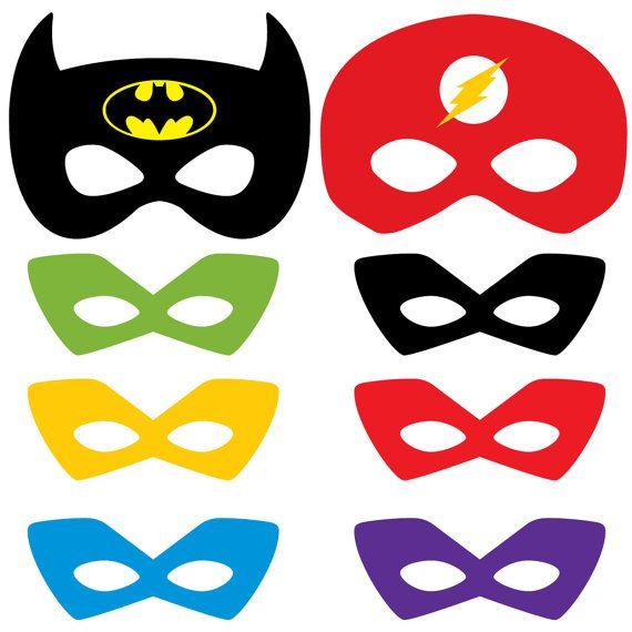 Masque a imprimer super heros maison design - Masque super heros imprimer ...