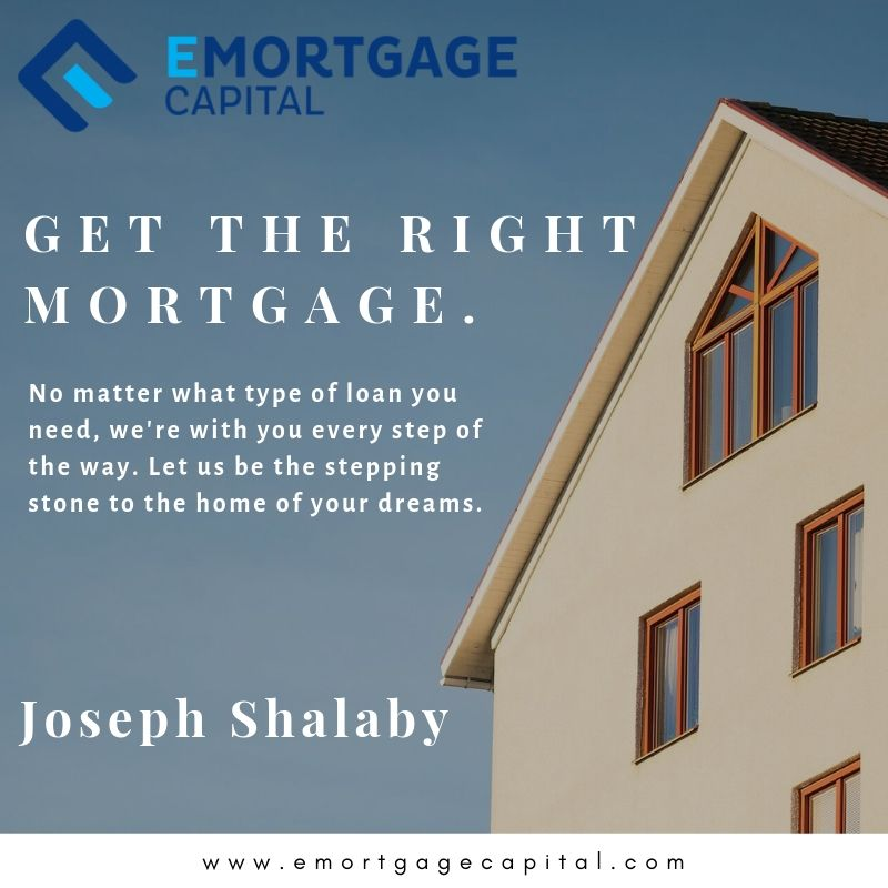 Joseph Shalaby Is A Mortgage And Real Estate Broker Author