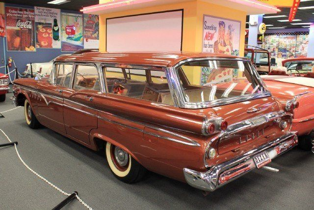 1959 Edsel Villager For Sale Edsel Station Wagon Ford Motor