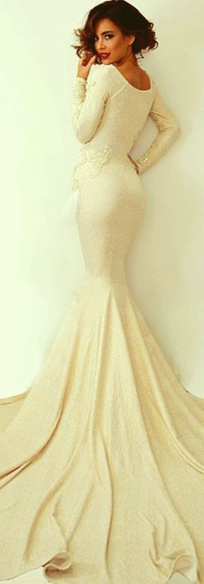 Dress in Cream Color