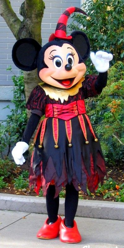 characters photos.canalblog disney | Overdressing - Minnie Mouse - Characters…