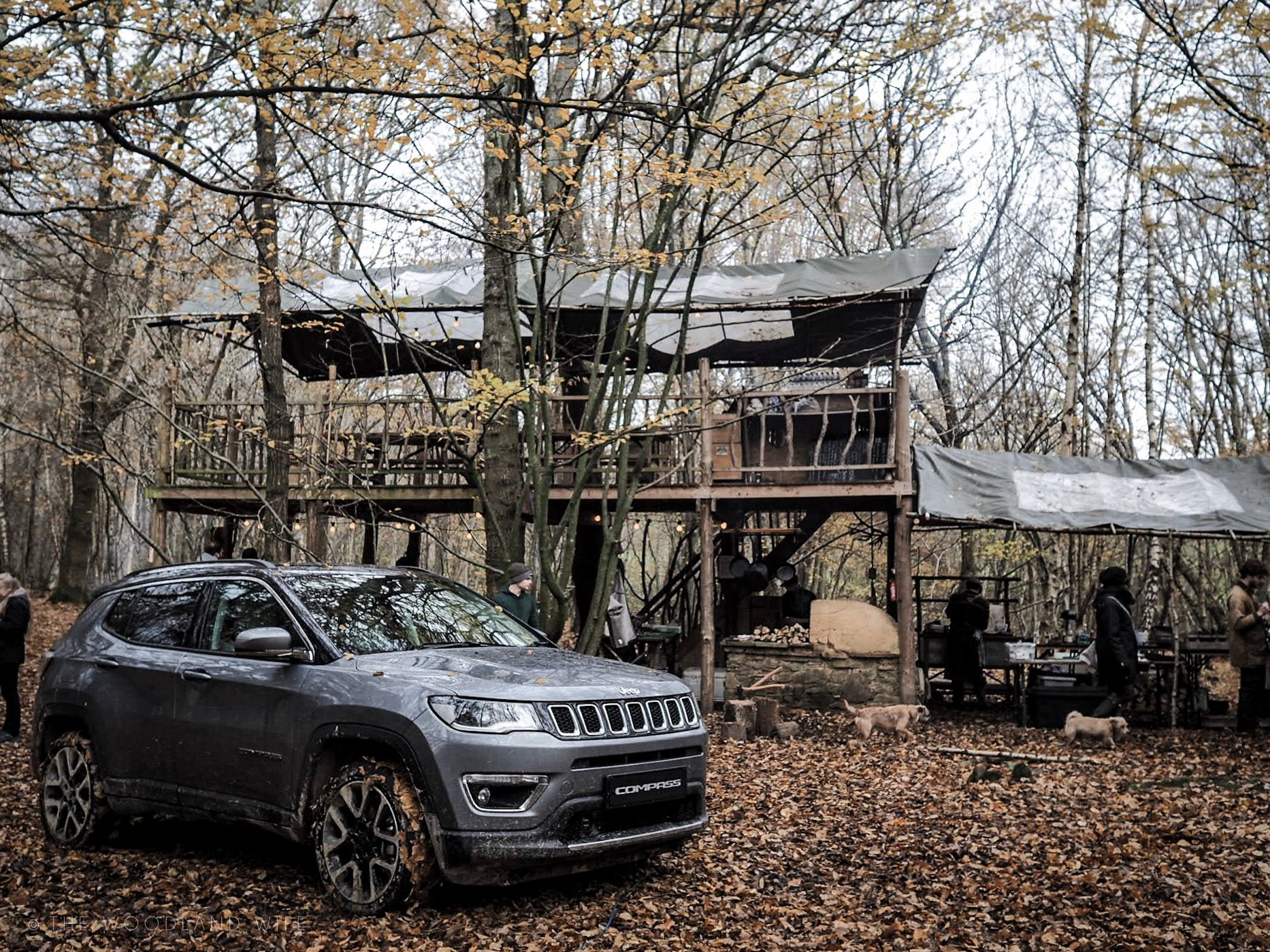 Go Anywhere Do Anything With The All New Jeep Compass