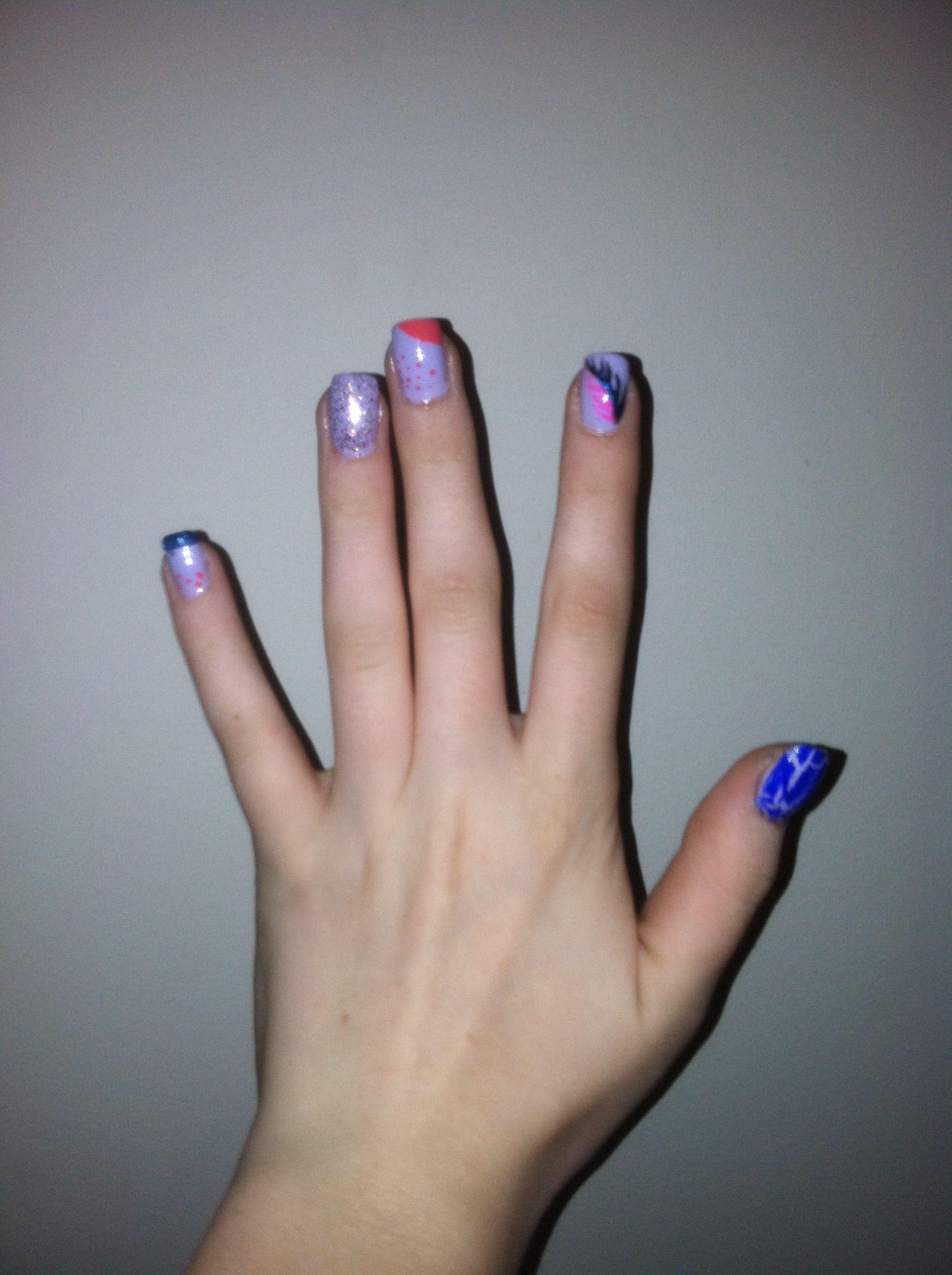 Dumb nail